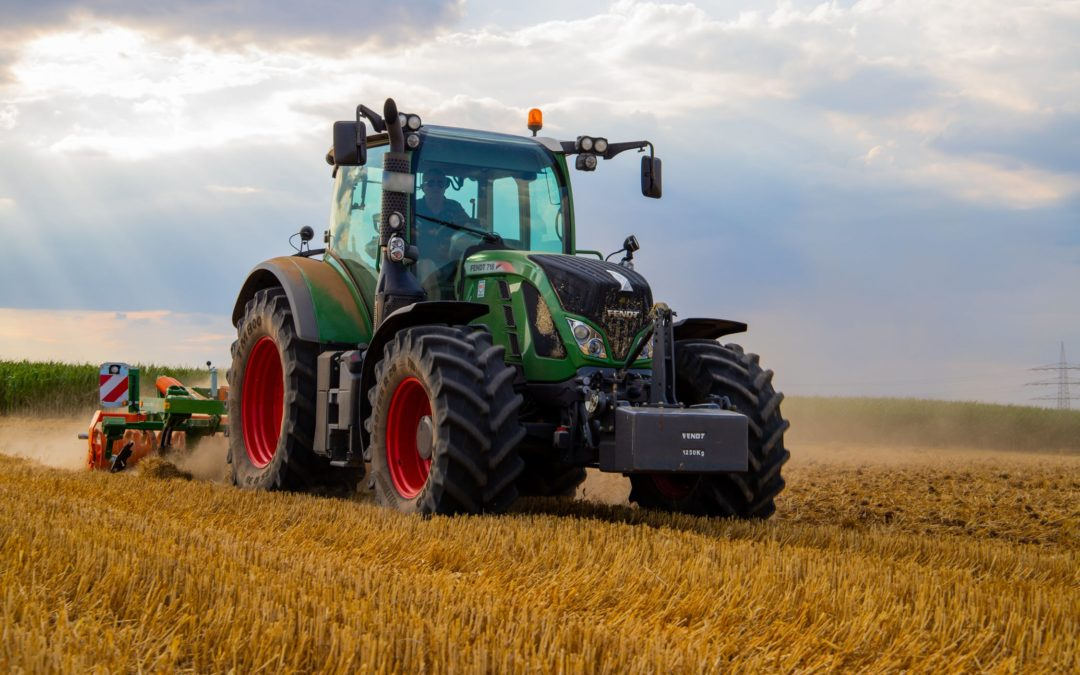 Tips to Prevent rusting of Farm Machinery