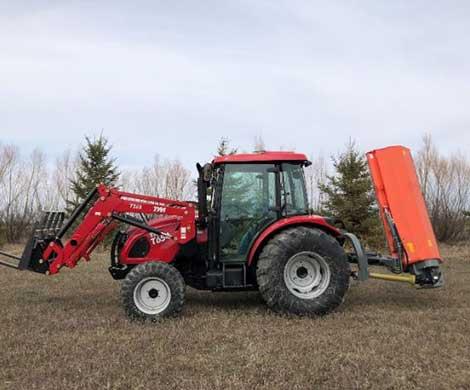 tractor attachments Edmonton
