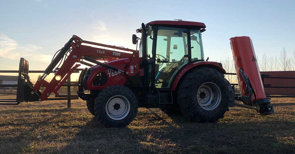 Most Popular Compact Tractor Uses