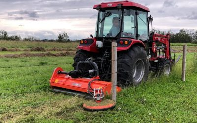 Picking the Best Tractor for Small Farms